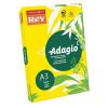 """Nebuló """"Másolópapír, színes, A3, 80 g, REY """"""""Adagio"""""""", intenzív sárga"""""""