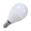 Nedes E14 LED lámpa (8W/160°) Kisgömb - természetes fehér
