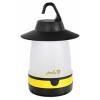 Nedes LED kemping lámpás (1W fehér + piros) elemes, fekete-sárga
