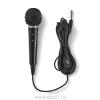 Nedis MPWD01BK vezetékes mikrofon
