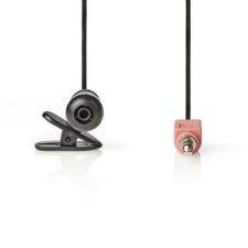 Nedis Nedis Vezetékes Mikrofon | Felerősíthető | 3.5 mm | Fekete mikrofon