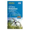 Németország kerékpáros útjai / Radfernwege Deutschland