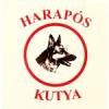 NEMMEGADOTT tábla műa. 13x13cm kutya szimbólum