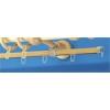 NEMMEGADOTT U-sín univerzális beige 160cm