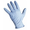 NEMMEGADOTT védőkesztyű fekete nitril púdermentes  S (100 db-os)