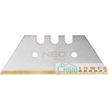 Neo PVC PENGE NEO 64-420 52 MM TRAPÉZ TITÁN ÉLLEL 5 DB lemezvágógép