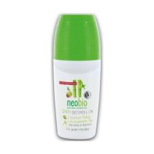 Neobio 24 órás alumíniummentes golyós dezodor 50ml dezodor