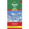 Nepál autótérkép - f&b AK 165