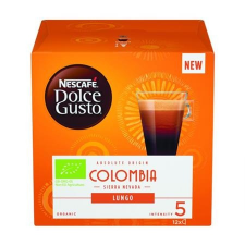 "NESCAFE Kávékapszula, 12 db, NESCAFÉ ""Dolce Gusto Lungo Colombia"" dekoráció"