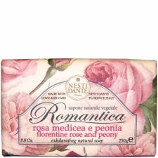Nesti Dante Nesti Dante Romantica - Rózsa és peónia natúrszappan - 250 gr szappan