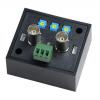 Nestron CA101HD-2 1 csatornás HD-TVI/HD-CVI/AHD videojel-erősítő, koax rendszerekhez