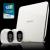 Netgear ARLO 2 x HD Camera WiFi + Smart Home Base Day/Night In/0utdoor (VMS3230)