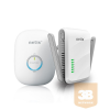 NETIS HomePlug Kit A/V 300Mbps (2 pieces) PL7622KIT