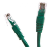 Netrack patch cable RJ45, snagless boot, Cat 6 UTP, 2m green