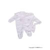 NEW BABY 4 részes babaegyüttes | Rózsaszín | 56 (0-3 h)