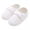 NEW BABY Baba kiscipő New Baby Linen fehér 12-18 h