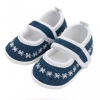 NEW BABY Baba kislányos cipő New Baby Jeans fehér 3-6 h