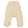 NEW BABY Baba lábfejes nadrág New Baby bézs | Bézs | 80 (9-12 h)