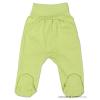 NEW BABY Baba lábfejes nadrág New Baby zöld | Zöld | 74 (6-9 h)