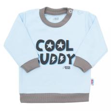 NEW BABY Baba póló New Baby With Love kék