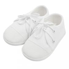 NEW BABY Baba tornacipő New Baby fehér 0-3 h gyerek cipő