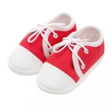 NEW BABY Baba tornacipő New Baby piros 12-18 h gyerek cipő