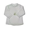 NEW BABY Csecsemő ingecske hímzett képpel New Baby zöld | Zöld | 62 (3-6 h)