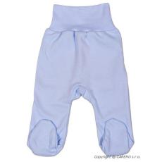 NEW BABY Csecsemő lábfejes nadrág New Baby kék   Kék   56 (0-3 h)