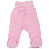NEW BABY Csecsemő lábfejes nadrág New Baby rózsaszín | Rózsaszín | 50
