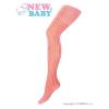 NEW BABY Harisnyanadrág viszkózzal New Baby piros | Piros | 128 (7-8 éves)