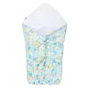 NEW BABY Klasszikus megkötős pólya New Baby pillangó kék | Kék |