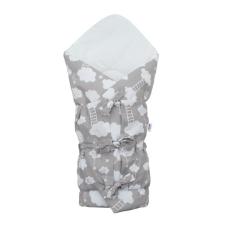 NEW BABY | New Baby Felhőcske | Klasszikus megkötős pólya New Baby Felhőcske szürke | Szürke | pólya