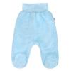 NEW BABY   New Baby Nice Bear   Baba plüss lábfejes nadrág New Baby Nice Bear kék   Kék   62 (3-6 h)