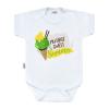 NEW BABY | Nyomtatott mintával | Body nyomtatással New Baby MY FIRST SWEET Summer zöld | Zöld | 62 (3-6 h)