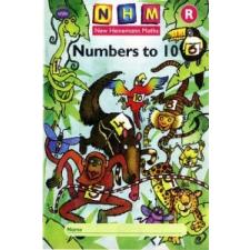 New Heinemann Maths: Reception: Numbers to 10 Activity Book (8 Pack) idegen nyelvű könyv