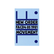 New Order - Movement (Limited Edition) (LP + DVD + CD) rock / pop