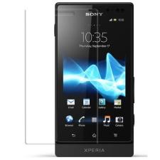 NewTop Screen Protector clear védőfólia Sony Xperia MT27i Sola mobiltelefon kellék