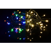 Nexos Trading GmbH & Co. KG Karácsonyi fényfüzér 400 LED - 9 villogási funkció - 39,9 m