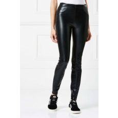 Next , Műbőr Leggings, Fekete, 6R (131845-BLACK-6R)