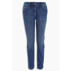 Next , Relaxed Skinny fit farmernadrág, Kék, 18R (186849-BLUE-18R)