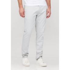 Next , Slim fit chino nadrág, Szürke, 38R (743493-GREY-38R)