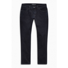 Next , Slim fit farmernadrág, Sötétkék, 38R (678320-BLUE-38R)