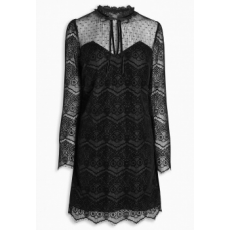 Next TBC NEXT Black Gothic Lace Dress 12 (452261-BLACK-12)