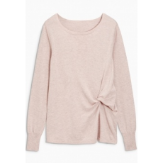 Next TBC NEXT Twist Front Sweater 6 (451592-PINK-6)