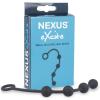 Nexus Nexus Excite - kis anál gyöngysor (4 golyós) - fekete