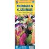 Nicaragua & El Salvador térkép - ITM