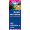 Nicaragua / Honduras / Salvador térkép - Reise Know-How
