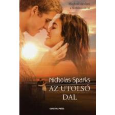 Nicholas Sparks Az utolsó dal regény