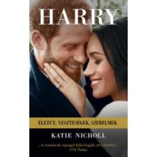 Nicholl Katie Harry idegen nyelvű könyv