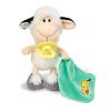 NICI Nici: bébi bárány plüssfigura cumival - 20 cm